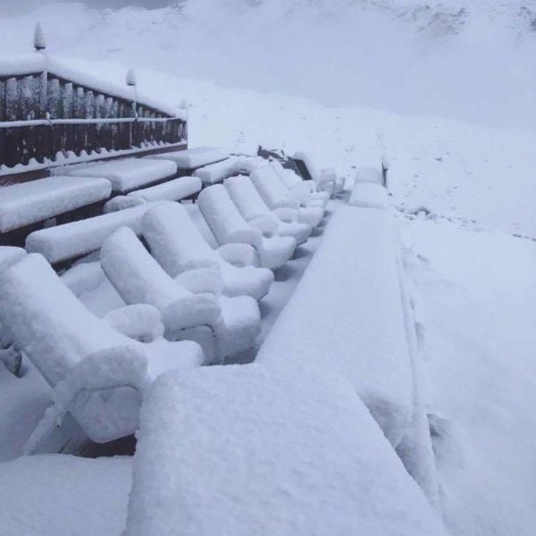 Zermatt 40 cm de nieve fresca - Haga clic en la imagen para agrandar