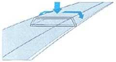Salomon monocoque felépítés