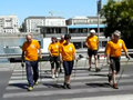 Nordic walking Budapesten