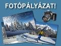 Téli képeiddel aktív alpesi nyaralást nyerhetsz!