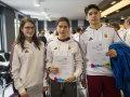 Ifjúsági téli olimpia: köszöntötték a magyar sportolókat