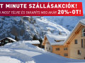 Előfoglalási akciók a 2017/18 téli szezonra