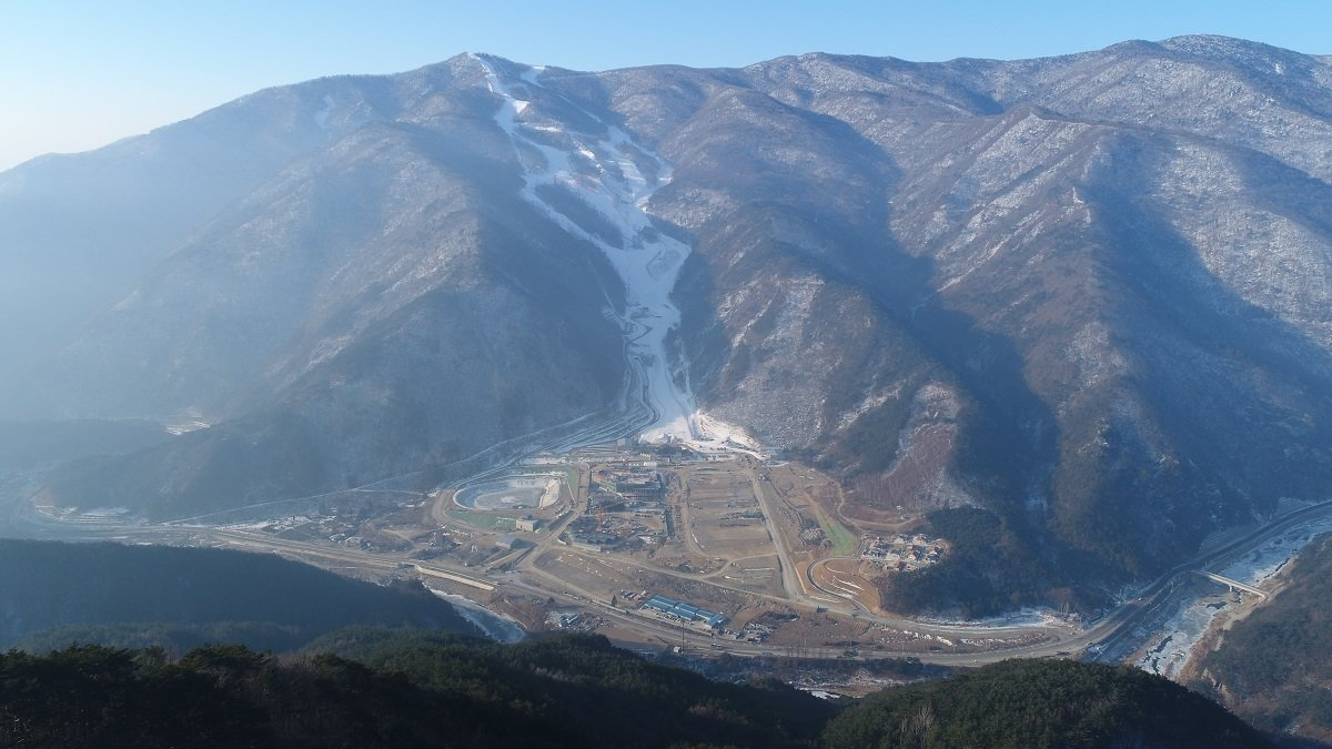 Jeongseon Alpine Centre