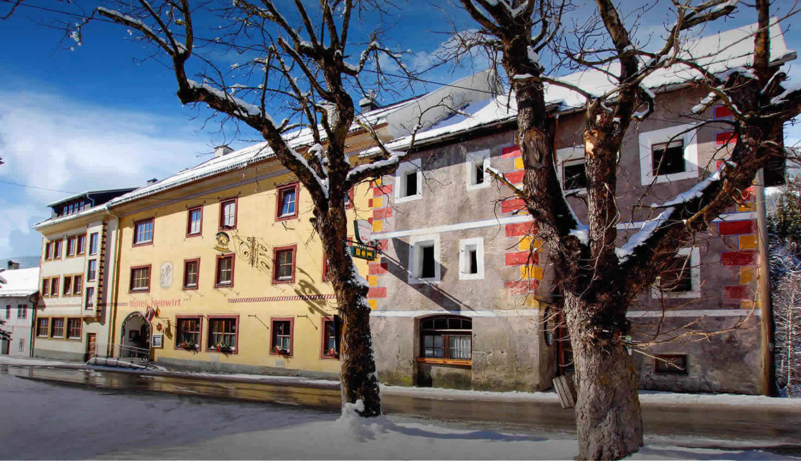 Hotel Neuwirt Mauterndorf - tradicionális szálloda a Lungau sírégió ... 71043be2b6