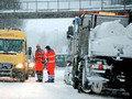 Jelentős gondokat okoz a havazás Skandináviában