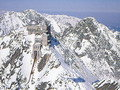 Már havazott a Lomnici-csúcson és Chopokon is