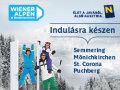 Játssz és nyerj síelést Alsó-Ausztriába!