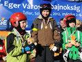 Eger város 5. síbajnoksága Zdiarban