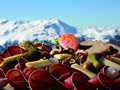 Kulináris élmények az Alpe Cimbra régióban