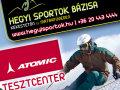 High-Tech Sportok Bázisa - ATOMIC TesztCenter