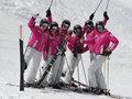 INTERSKI 2011 a tiroli St. Anton am Arlbergben