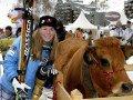 Lindsey Vonn összesíelt magának egy kis állatfarmot