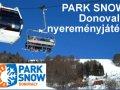 Véget ért a PARK SNOW Donovaly nyereményjáték
