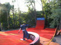Slide verseny a 4seasons Sí és Snowboardparkban