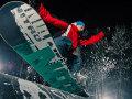 Snowboard magyar kupafutam Eplényben
