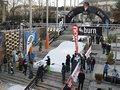 Több ezren ünnepelték a snowboard világnapját