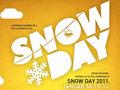A Snow Day új időpontja: 2011. január 28-30.