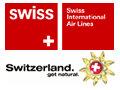 A Swiss Air Lines és a Svájc Turizmus nyereményjátéka