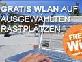 Ingyenes wifi internet az osztrák autópályákon