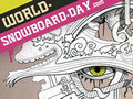 World Snowboard Day Budapesten is