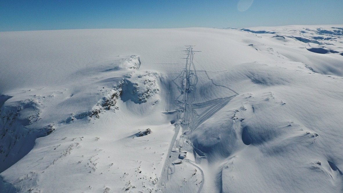 15 méter vastag hóval nyit májusban a norvég síterep
