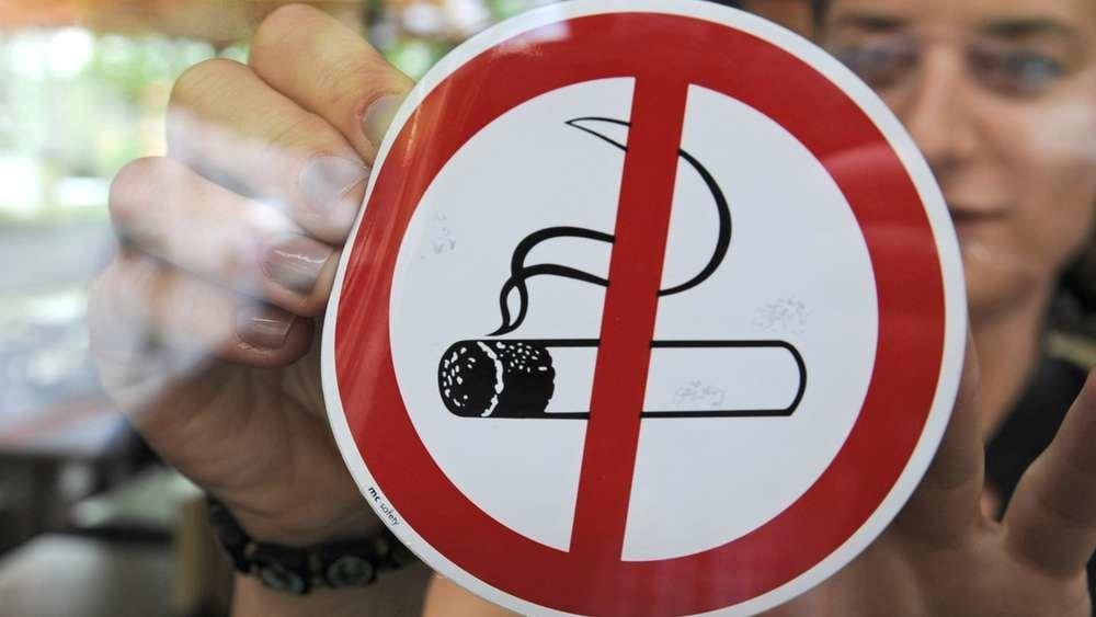 nemzetközi dohányzás tilalma, amikor