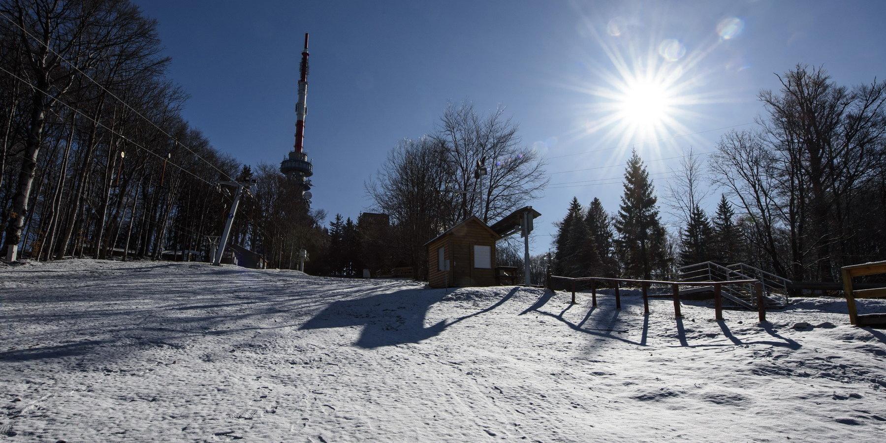 Itthon: havazás és télies idő lesz a következő napokban
