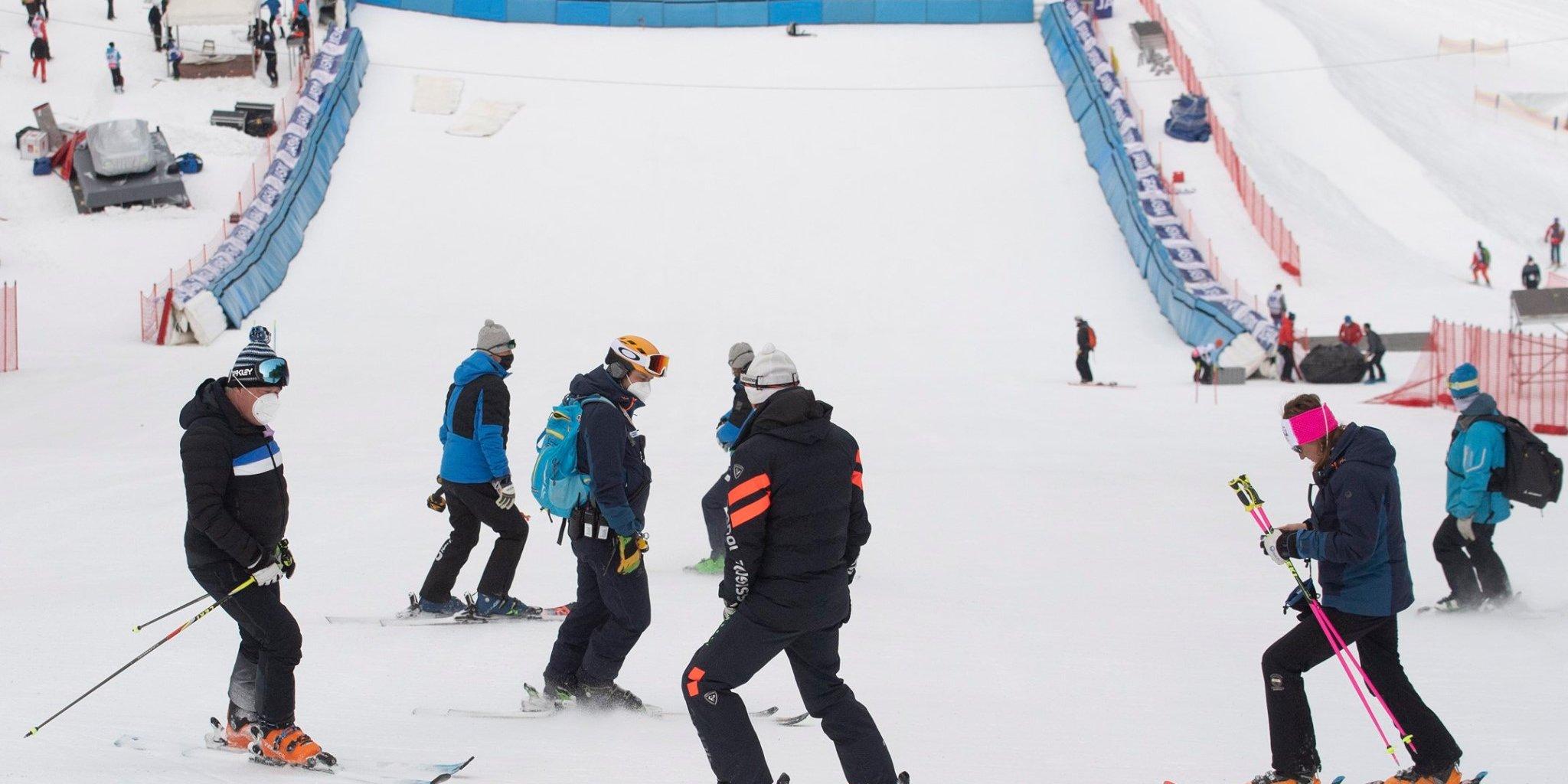 Jasná: havazás miatt felcserélték a hétvégi programot