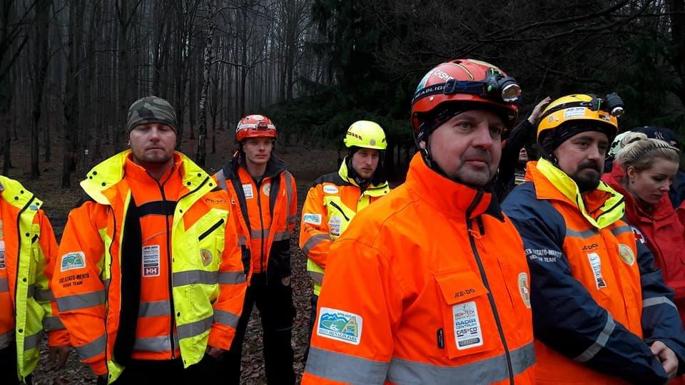 Terepgyakorlaton vizsgázott az új erdőtűzoltó-autó a Mátrában