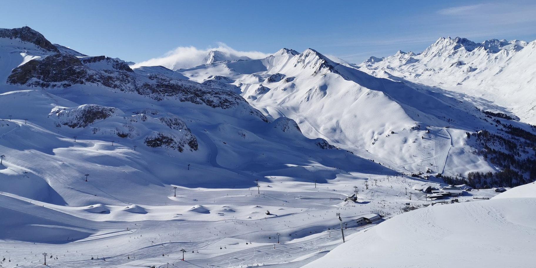 Koronavírus: Tirolban hétfőtől bezárják a síterepeket