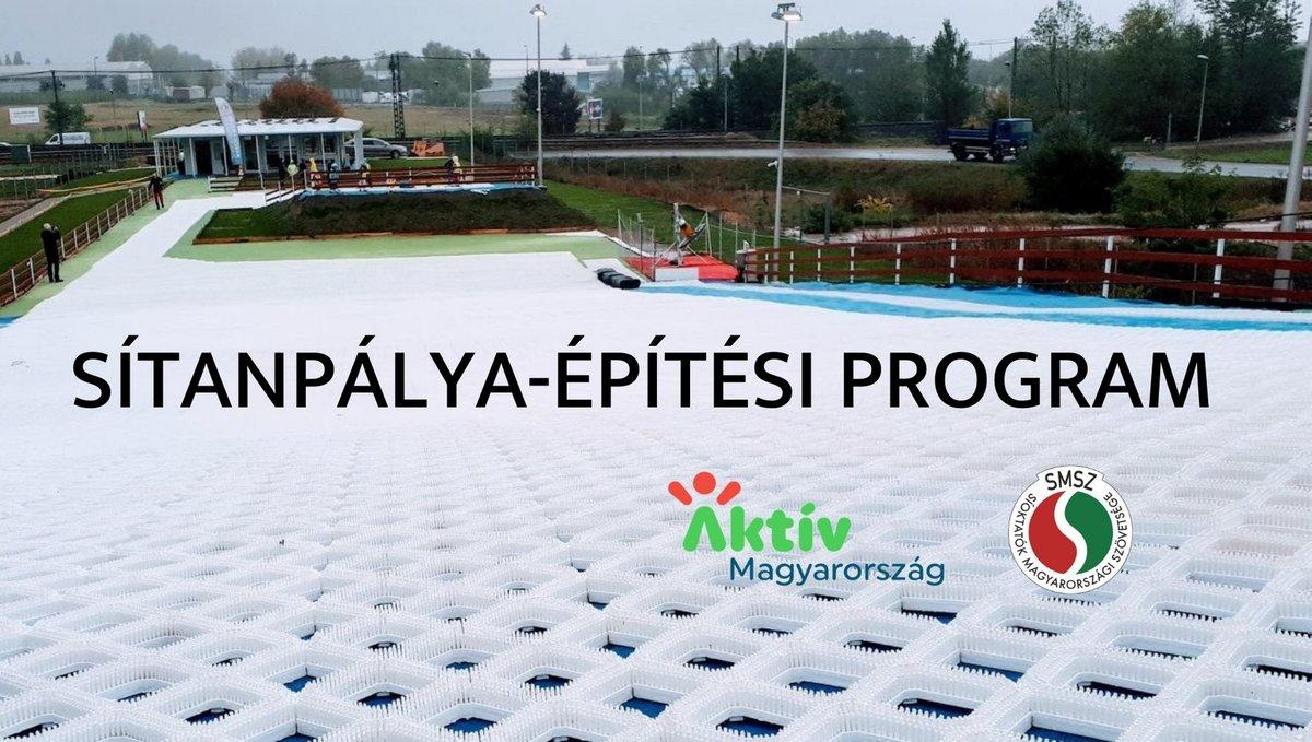 Négy új sítanpálya jön létre Magyarországon