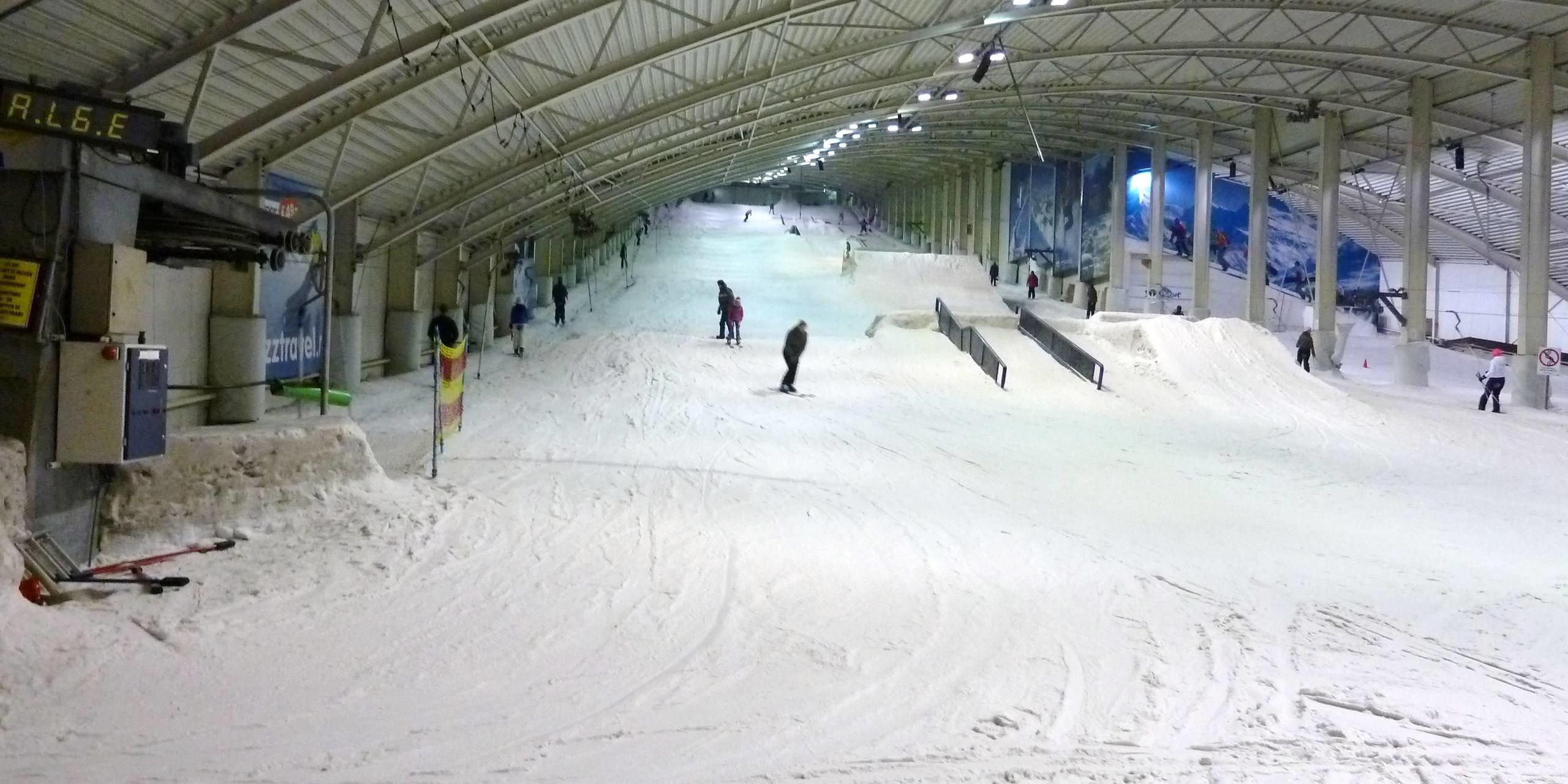 Summer Madness: nyáron is lehet síelni Hollandiában