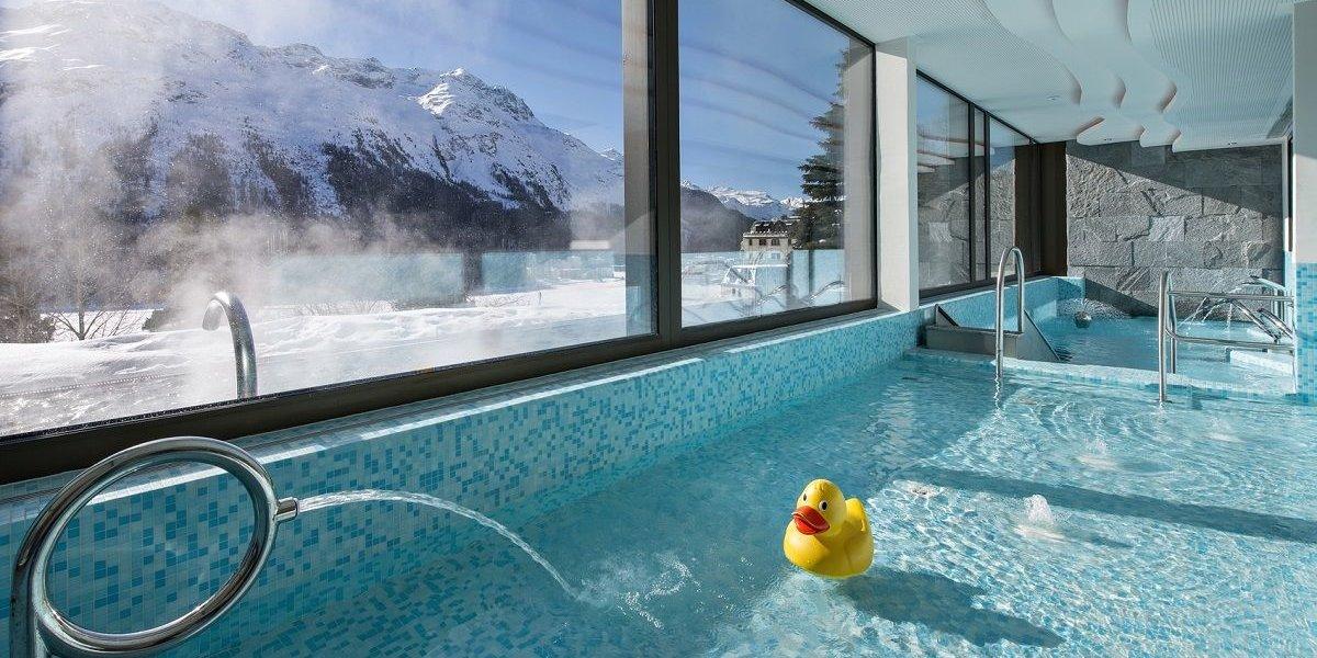 Svájcban kinyitnak a szállodák wellness szolgáltatásai