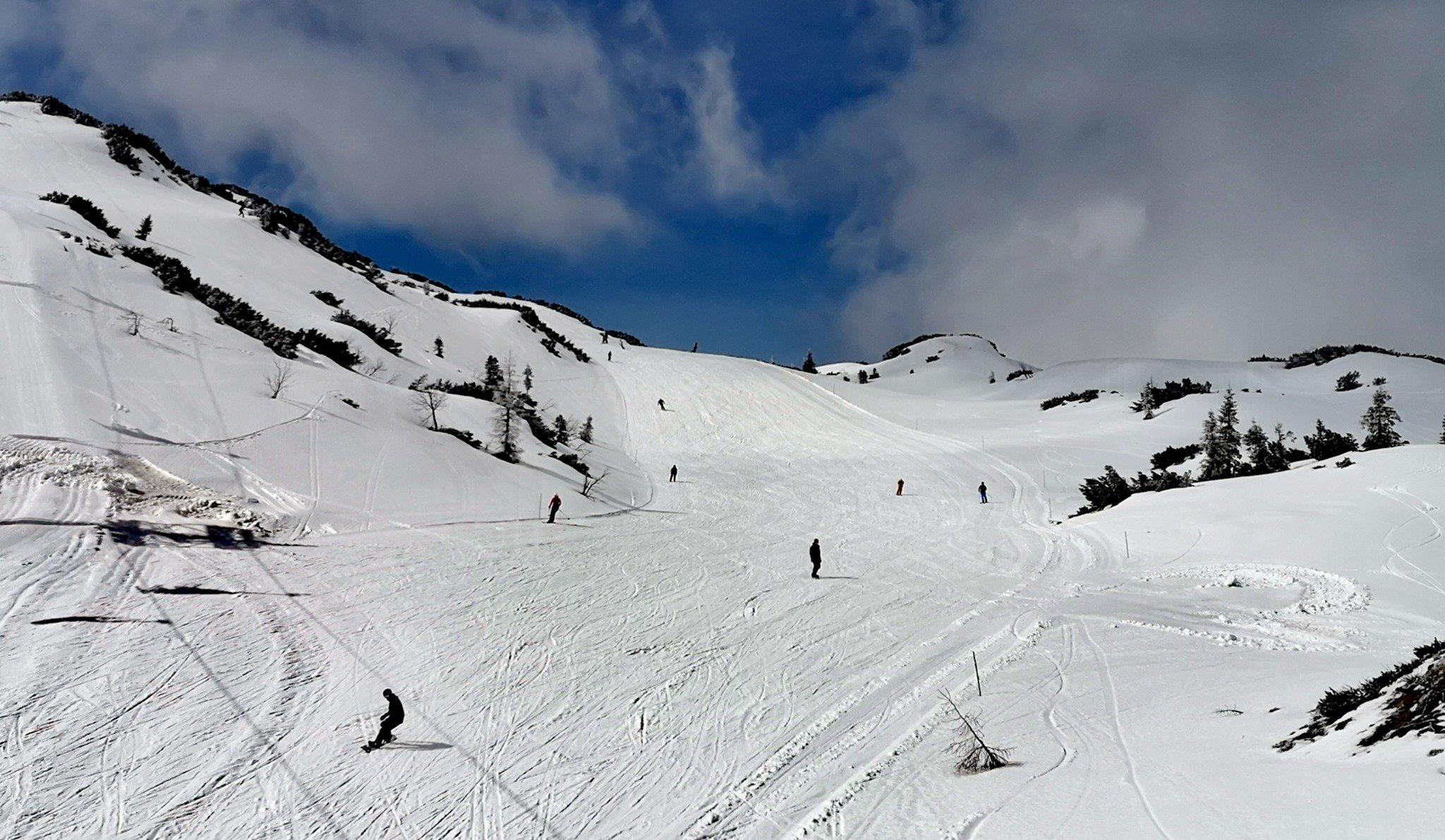 Szlovénia: hatalmas hó a Júliai-Alpokban és rekord Krvavecen!