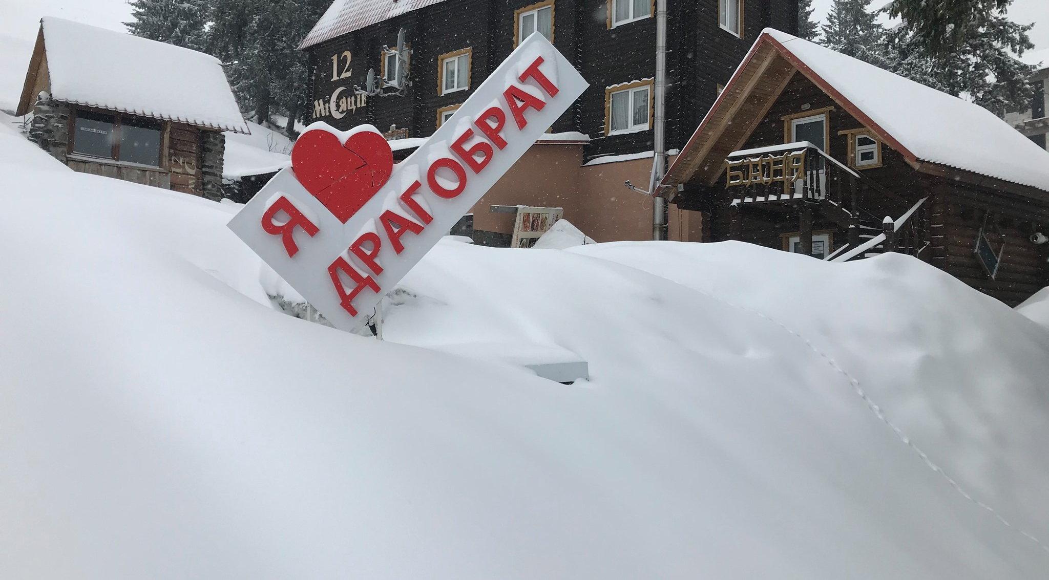Ukrajna: havazott a kárpátaljai síterepeken